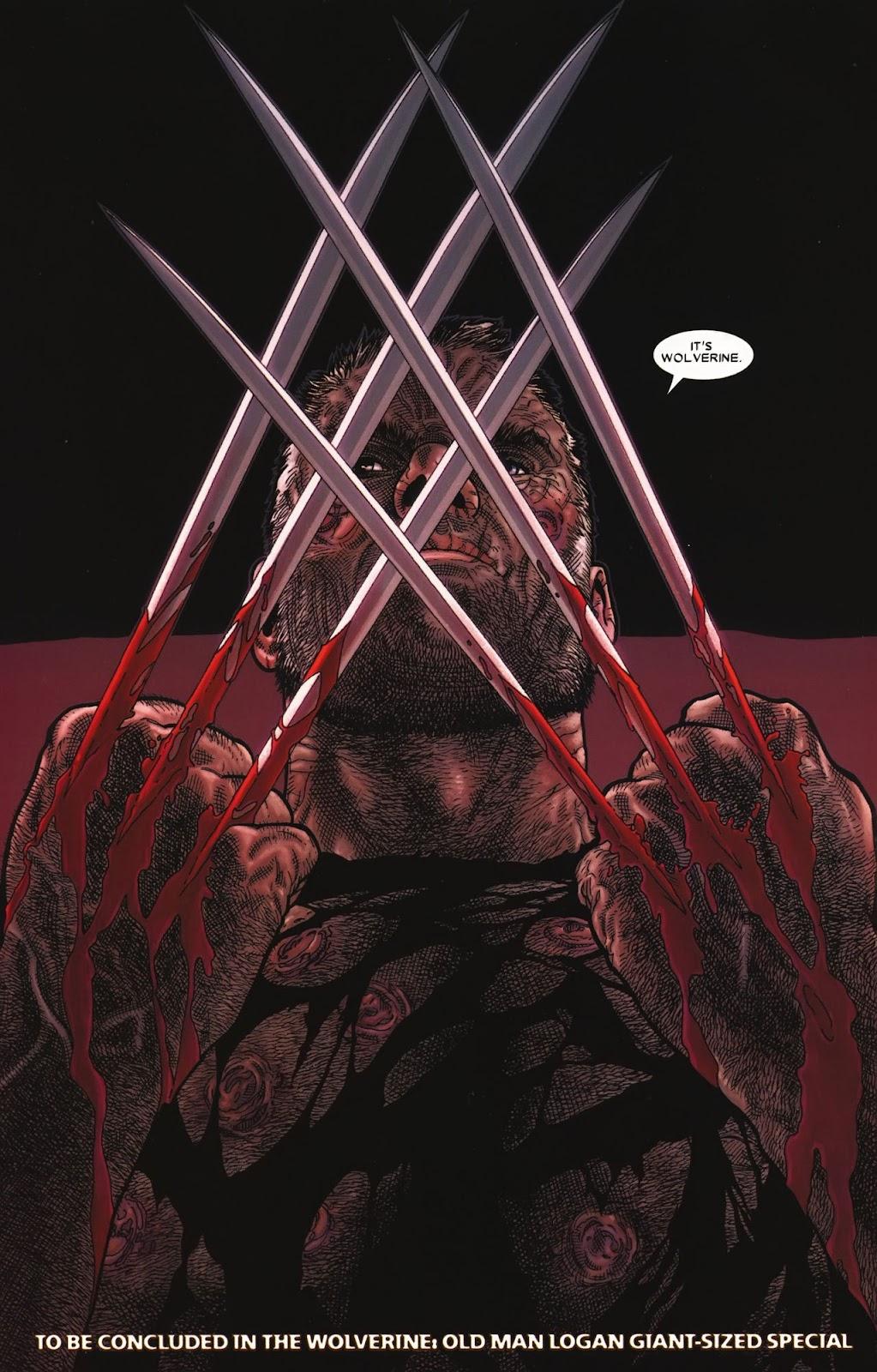 Read online Wolverine (2003) comic -  Issue #72 - 28