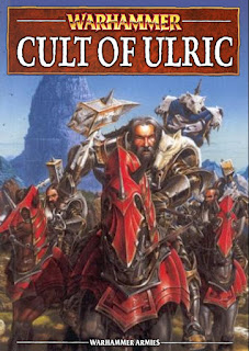 Warhammer Fantasy Battle Tabletop Gaming: Cult of Ulric Warhammer