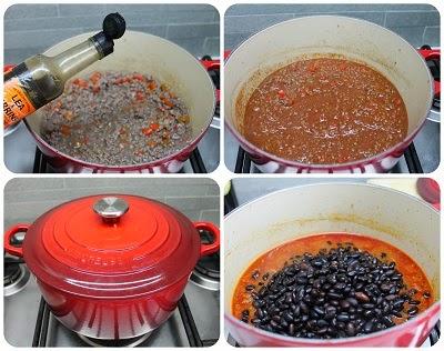 chili messicano ricetta