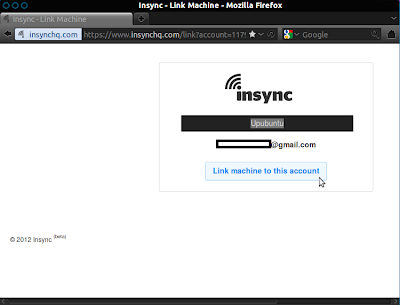 Access And Sync Google Drive Using InSync Under Ubuntu