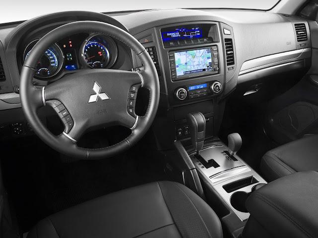 Pajero Full é convocada para recall por problema no airbag