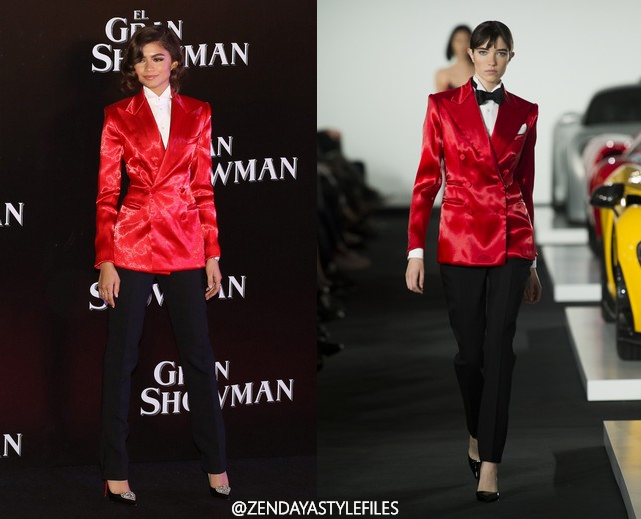 Zendaya Style Files The Greatest Showman Mexico City Premiere
