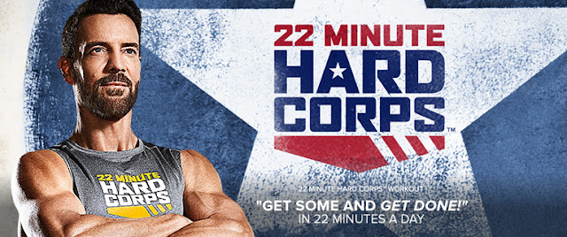 22 minute hard corps, tony horton, military workout
