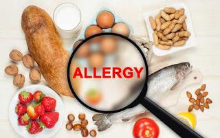 Penyebab Alergi Makanan