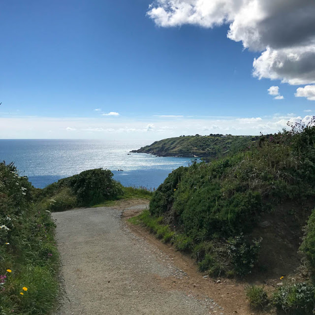 Guernsey coastal path