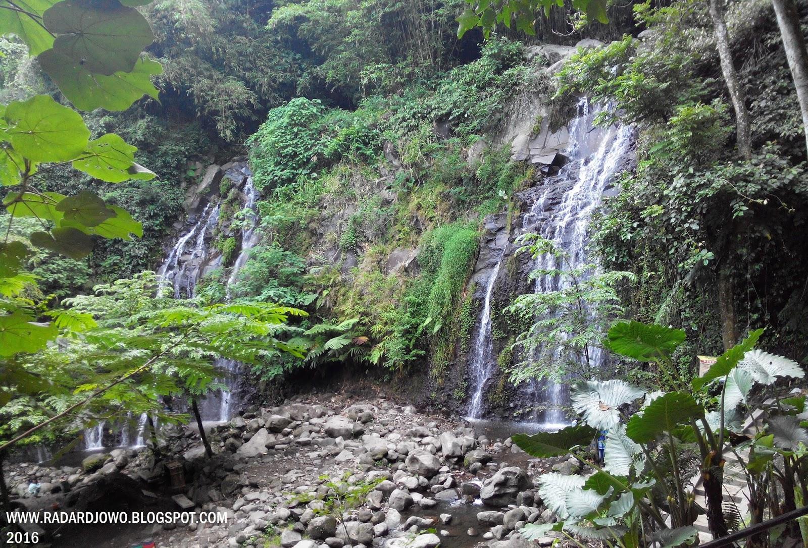 Air Terjun Pengantin Ngrambe Ngawi Radar Djowo
