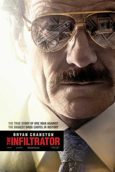 Movie The Infiltrator (2016)