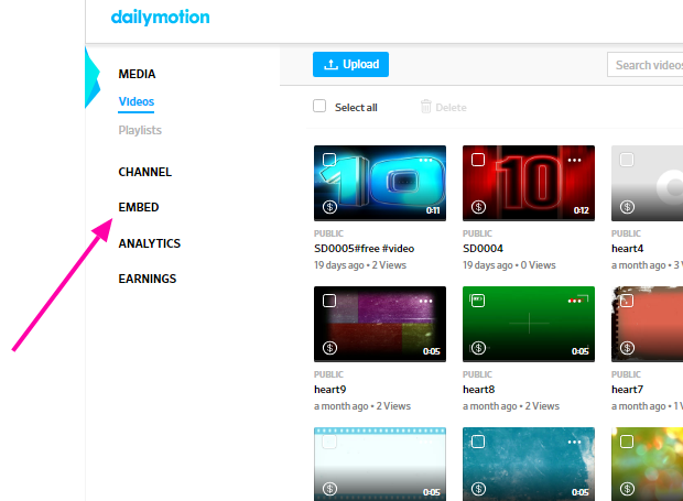 How do people earn money from Dailymotion? ~ Free blog by pinklady