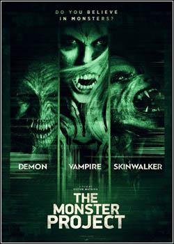 Baixar The Monster Project Dublado Grátis