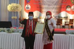 Widya Murad Ismail Harap Jadi Teladan Jalankan Tugas Bunda Literasi Maluku