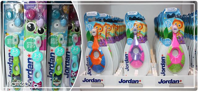 brosse à dent Jordan
