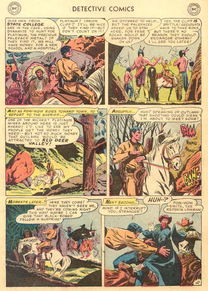 Read online Detective Comics (1937) comic -  Issue #191 - 35
