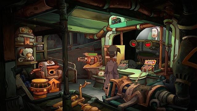 لعبة Chaos on Deponia قادمة لأجهزة PS4 و Xbox One بتاريخ 6 ديسمبر 2017