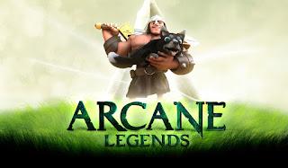 game mmorpg android terbaik dan Terbaru - Arcane Legends