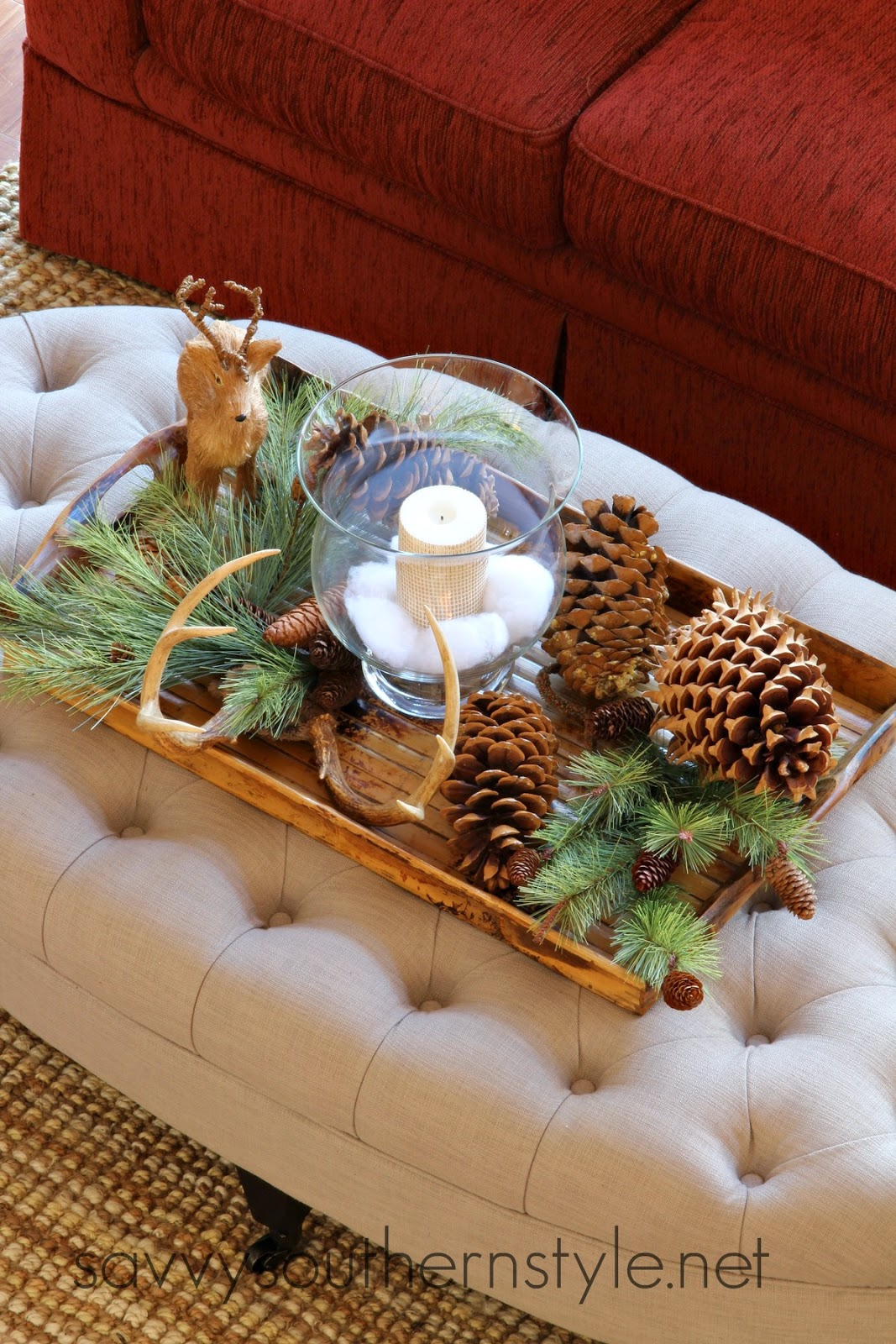 Cheap Christmas Tree Decorating Ideas