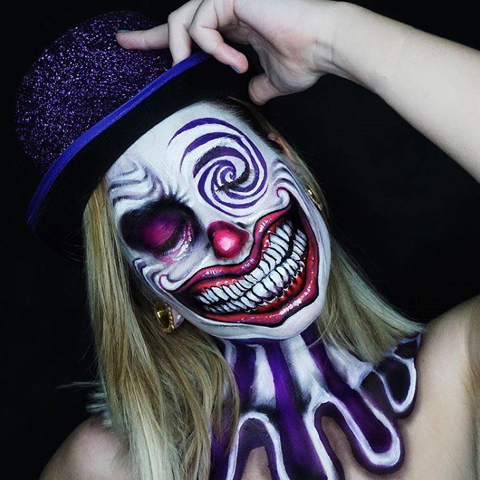 Scariest Makeup Ideas For Halloween