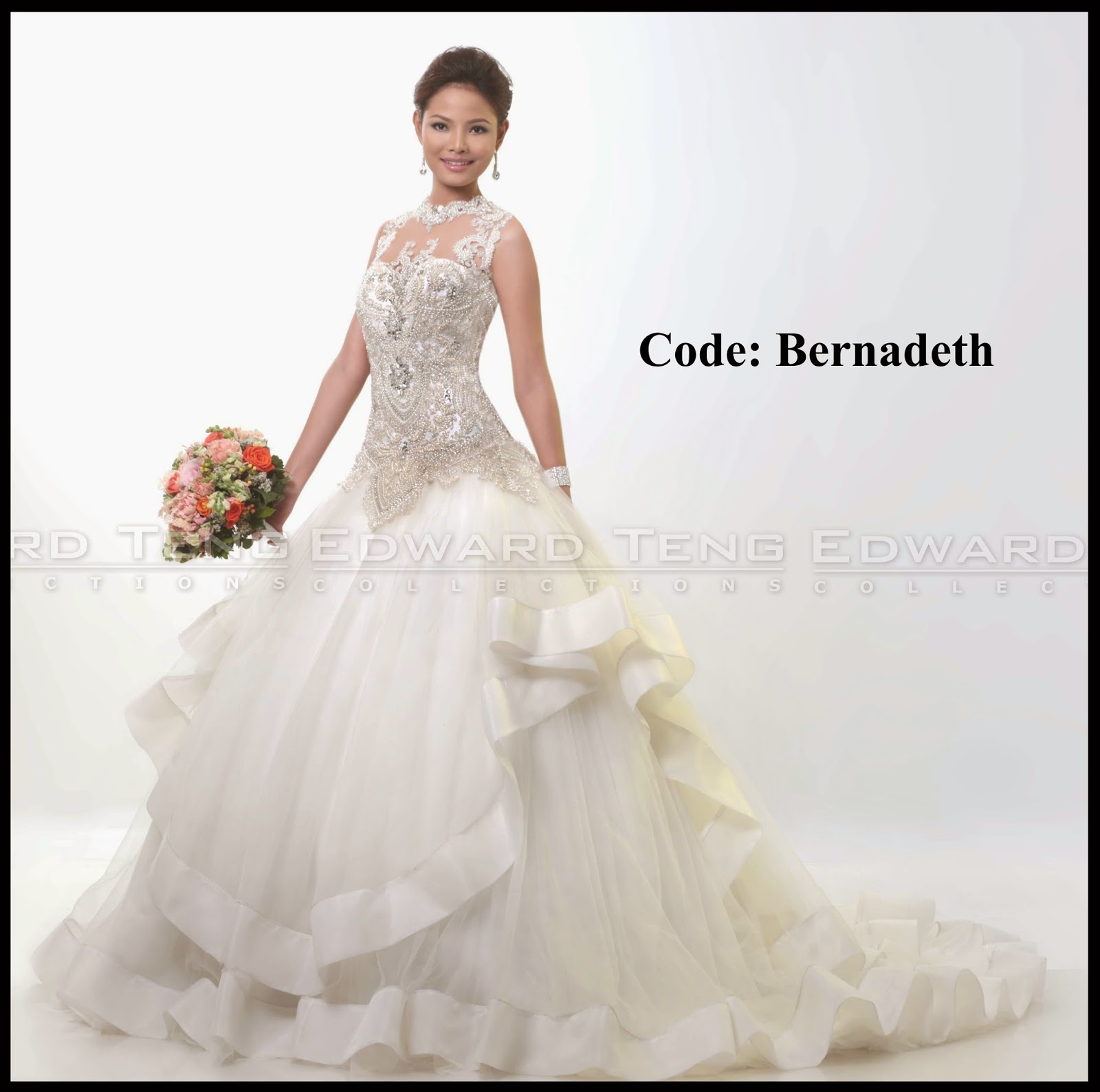 Philippine Wedding Gown: Philippine Bridal Gowns: 2015 NEW COLLECTION