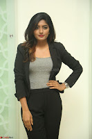 Actress Eesha Looks gorgeous in Blazer and T Shirt at Ami Tumi success meet ~  Exclusive 159.JPG