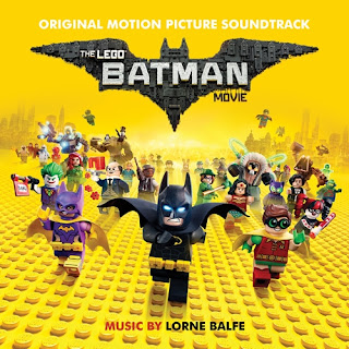 the lego batman movie soundtracks