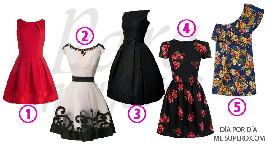 Test: Selecciona un vestido. Este test te dirá todo acerca de tu feminidad