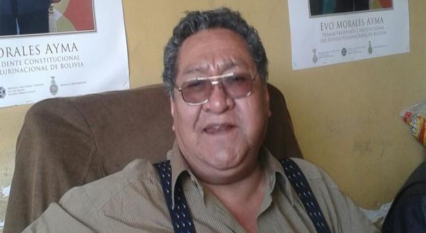 Policía detiene a dirigente gremial Braulio Rocha por muertes e incendio en la Alcaldía de El Alto