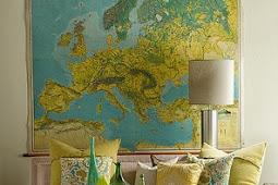 Blue Concept of Home Decoration