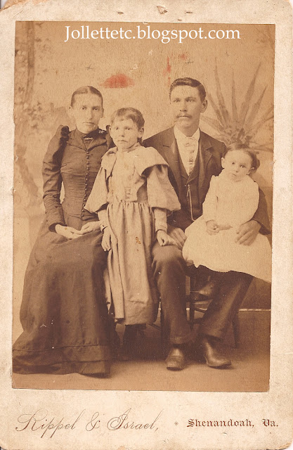 The Sullivans about 1893  https://jollettetc.blogspot.com