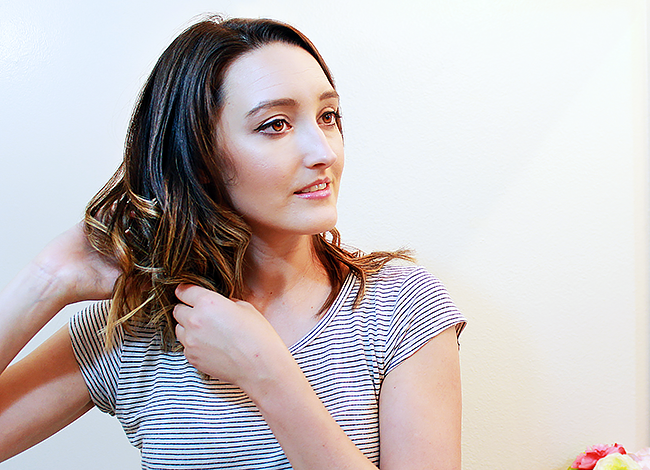 How to: Beachy Waves