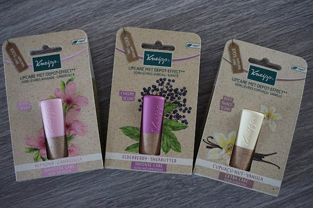 kneipp lipcare natuurlijke lippenbalsem depot effect