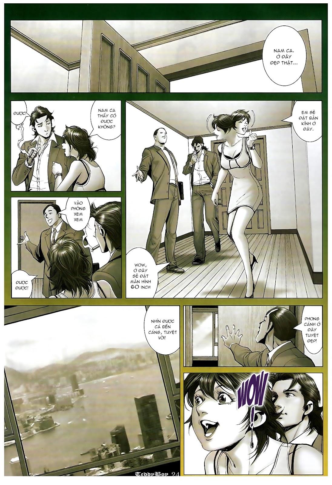Người Trong Giang Hồ - Chapter 1205: Đường cùng chưa chắc cùng - Pic 21