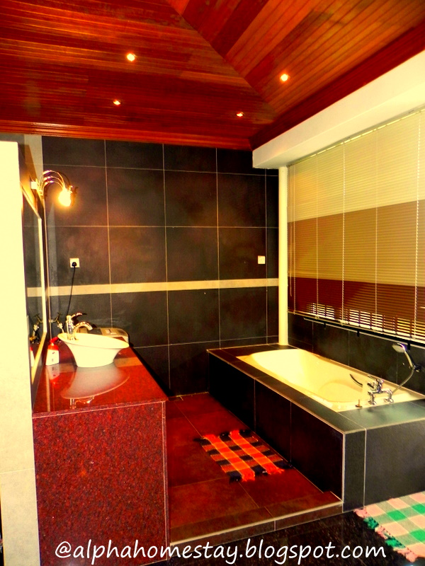 Bath Tub Bilik Air Studio Mewah