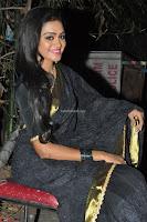 Sowjanya in Black Saree ~  031.JPG