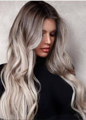 Ashy-Blond