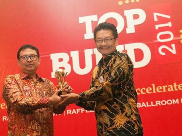Kota Bandung raih Top BUMD 2017