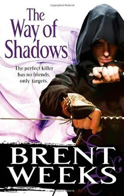 The Way of the Shadows by Brent Weeks