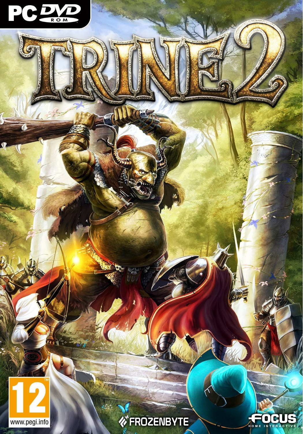 Full Version Ios: Free Download PC Game And Software Full Version: Trine 2