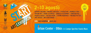 START - art exhibition - OLBIA