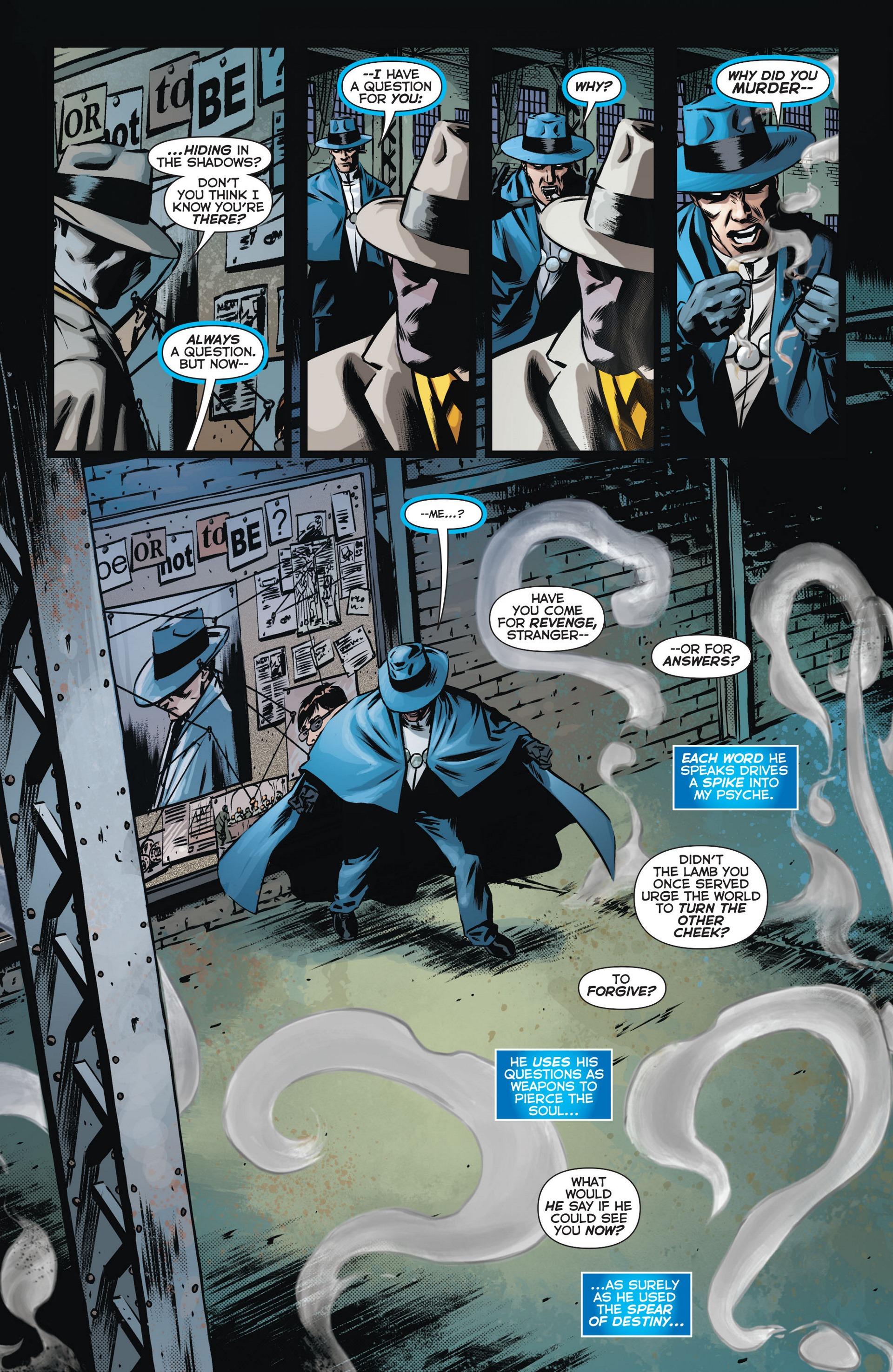 Read online Trinity of Sin: The Phantom Stranger comic -  Issue #13 - 12