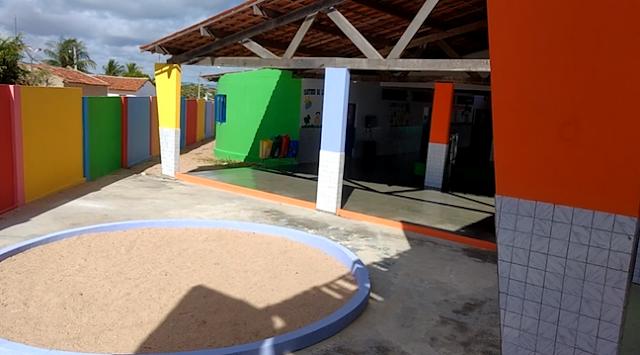 Prefeita Maristela muda realidade do Centro Municipal de Educação Infantil Antônio Rodrigues