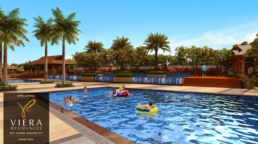 Viera Residences Kiddie Pool