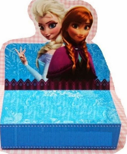 Frozen: Envoltorios Especiales para Golosinas, para Imprimir Gratis.