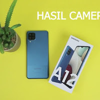 Cek dan Review Hasil Foto Kamera Samsung Galaxy A12