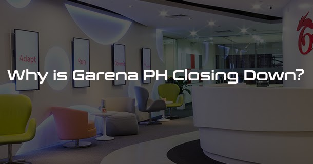 Why is Garena closing PH office and operations? - TECHreview PH