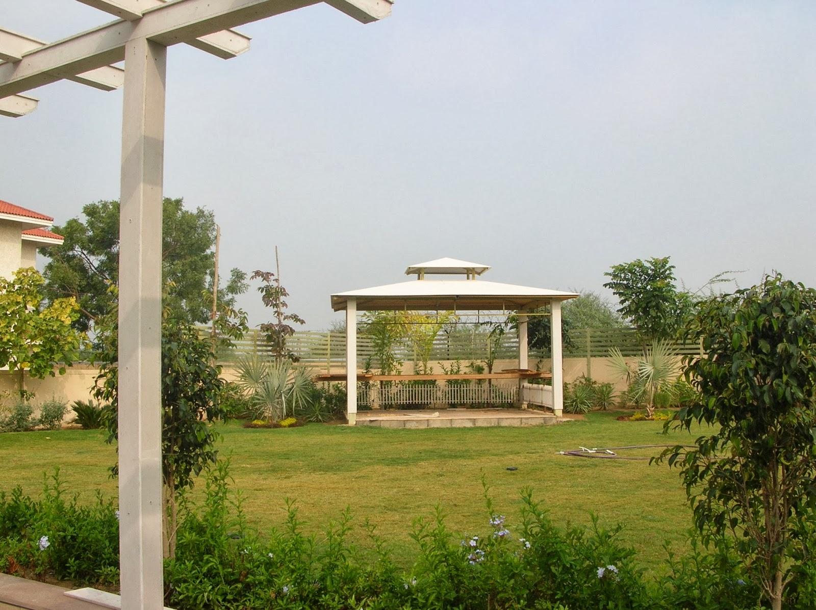 garden designing in ahmedabad