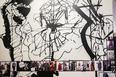 Alber Elbaz Lanvin Couture Photography Exhibition in Paris