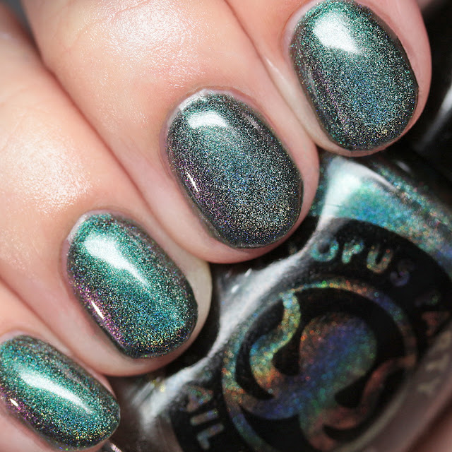Octopus Party Nail Lacquer Banquet