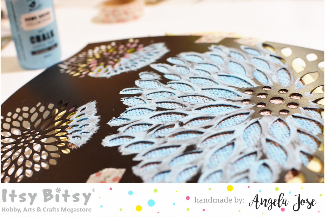 Itsy Bitsy The Blog Place Chalkpaint Altered Diy
