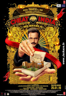 Cheat India First Look Poster 3