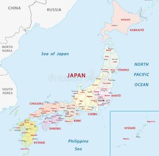 Batas-Batas Wilayah Negara Jepang