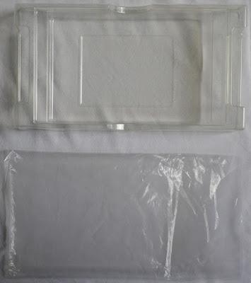 Soul Blader - Plástico interno y bolsa
